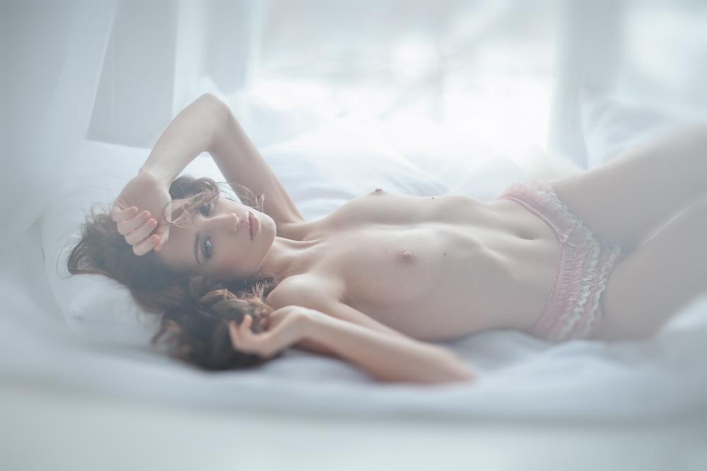 фото нежных голых девушек