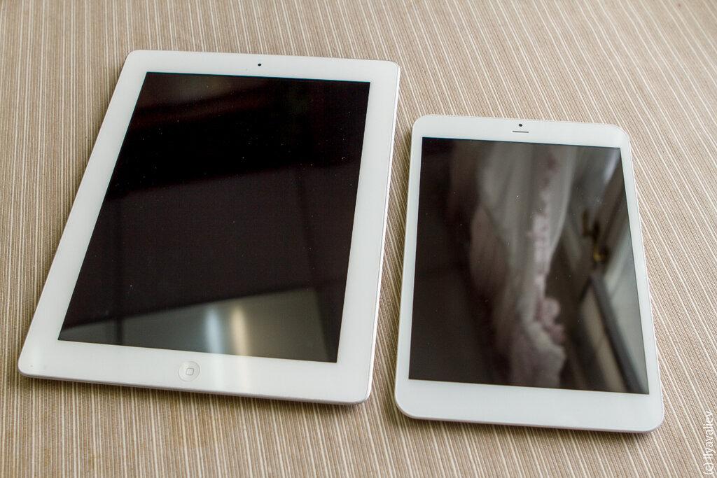 Лучше, чем iPad mini от компании Apple.