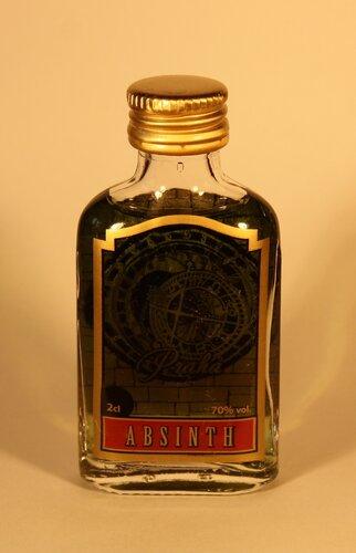 Абсент Original Czech Spirits Absinth Praha