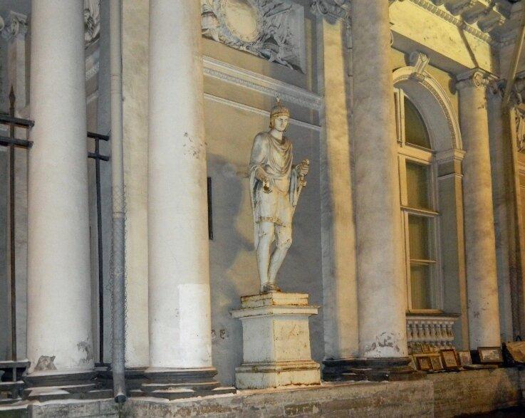 Павильон Росси Аничкова дворца