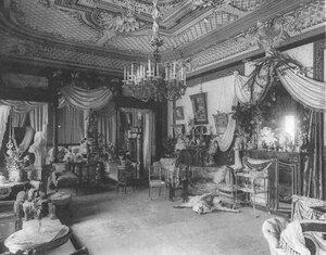 Комната в доме Г.Г.Елисеева.