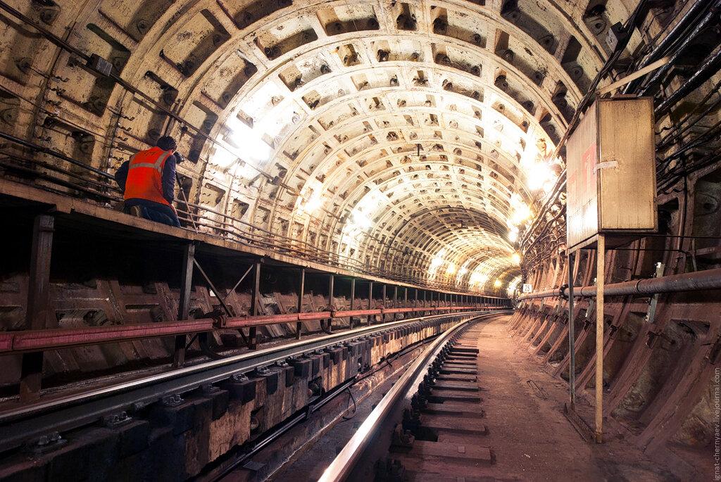 тупик метро Московская