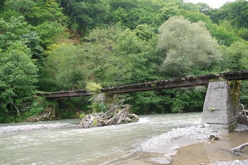 А это сам мостик