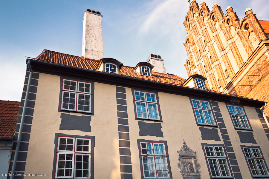 Латвия, Рига, Latvia, Riga, Старый город Риги