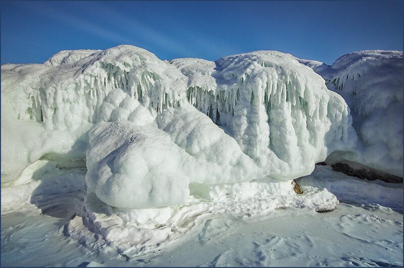Ледяные изваяния
