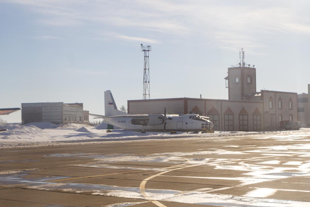 самолёт Ан-30 RA-30039 Лукиавиатранс