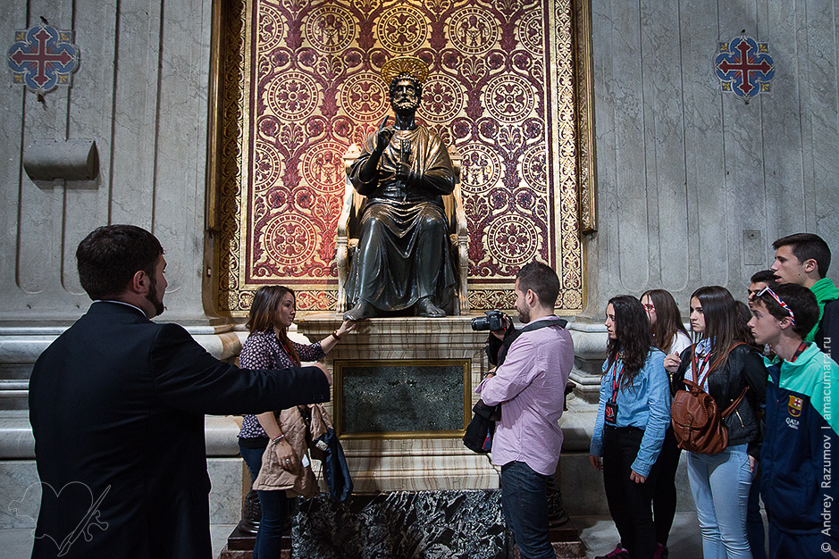 Италия Рим Ватикан