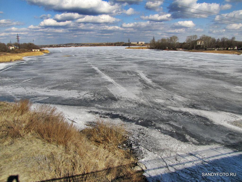 Обзор ледовой обстановки на Троицких реках