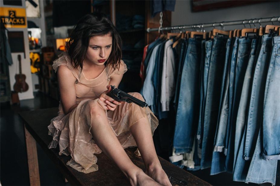 Рима Вайдила / Rima Vaidila by Yumna Al-Arashi as A Melrose Affair