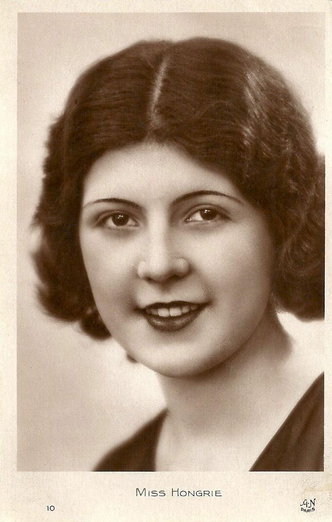 Мисс Венгрия. Мария Папст