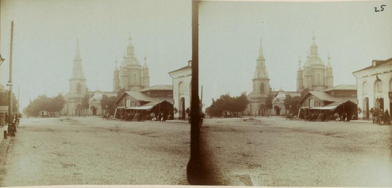 3. Андреевский собор на Васильевском острове