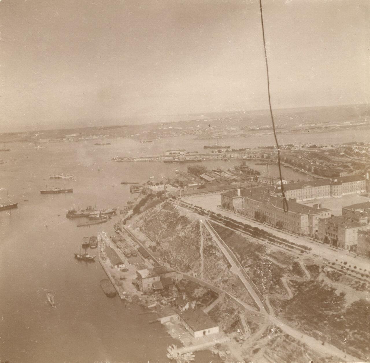 Панорама Севастополя.1901