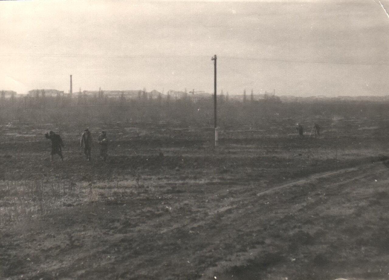 Начало строительства завода