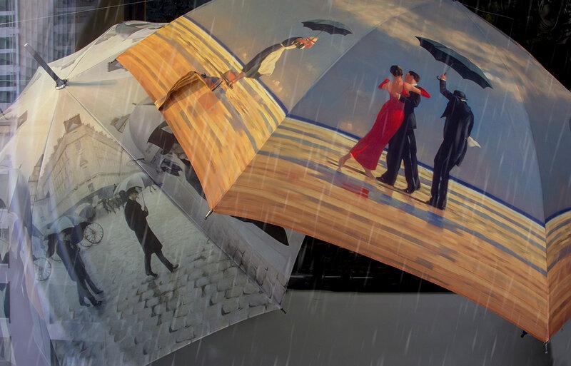 Танго под дождём...)