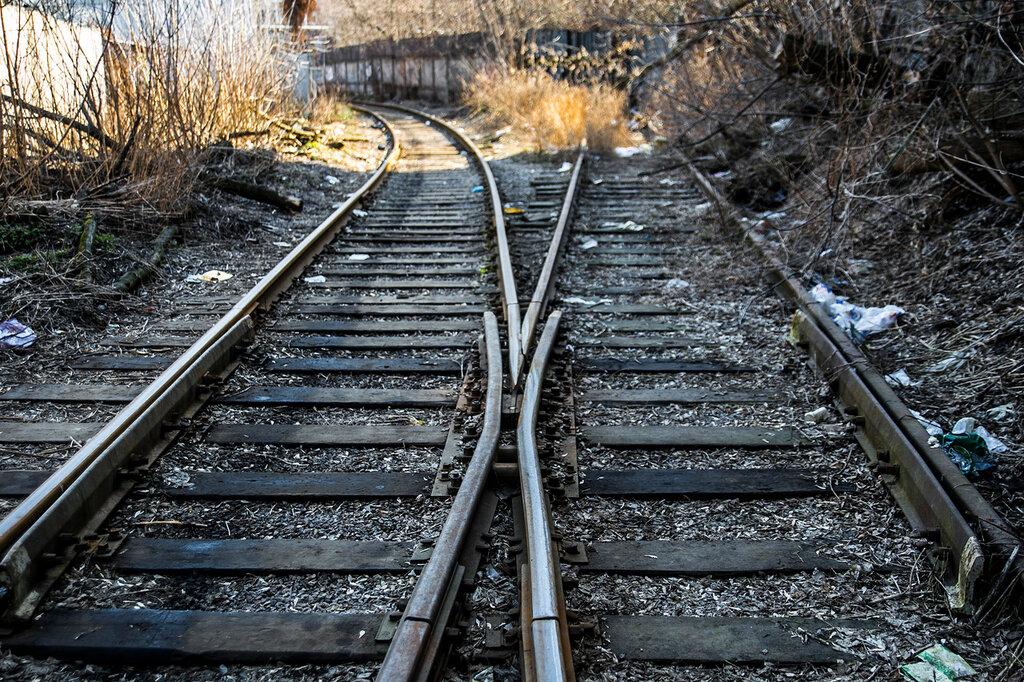 картинка железнодорожная ветка множество