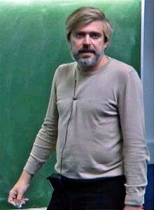 Каледин Дмитрий, математик, профессор