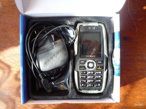 Texet TM-502R (в упаковочной коробке)
