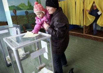 Крым: 96,6 процентов населения готовы присоединиться к России