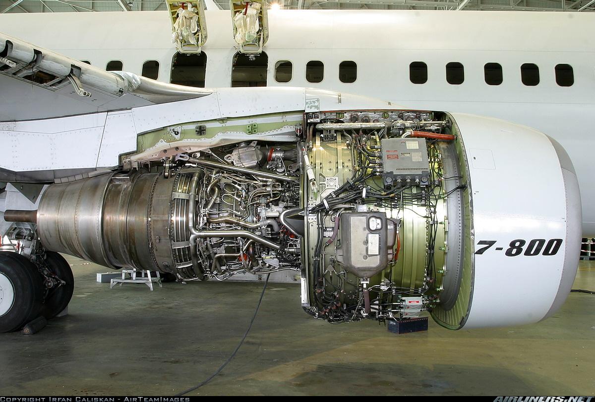 Как устроен двигатель самолета фото