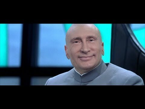 Доктор Путин и радиоактивный пепел