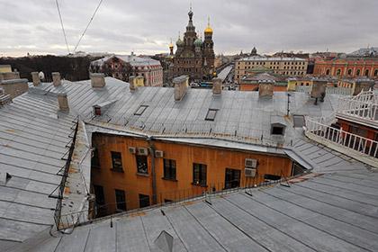 Дорогая и не очень жилая недвижимость Петербурга