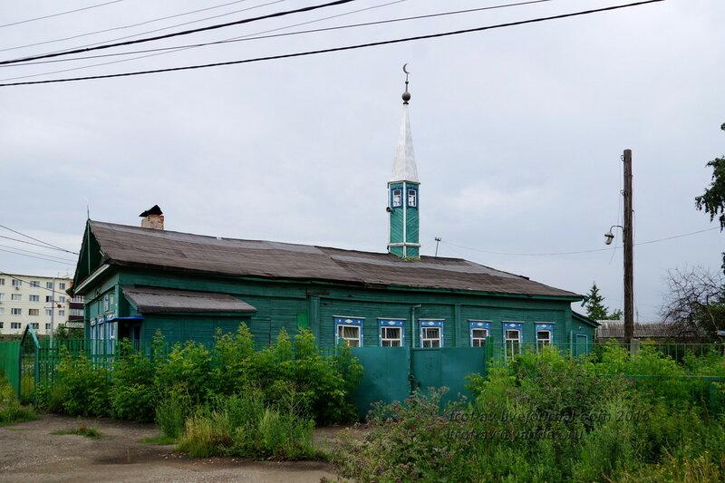 Мечеть Раджап, заводская мечеть начала ХХ в., Казань
