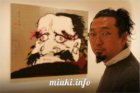 Takashi Murakami (психоделический поп-арт)