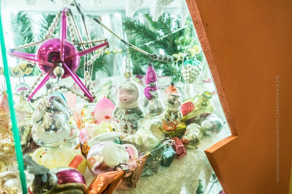 музей елочной инрушки антикшоу сокольники