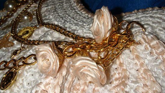 Сумочки связанные из лент
