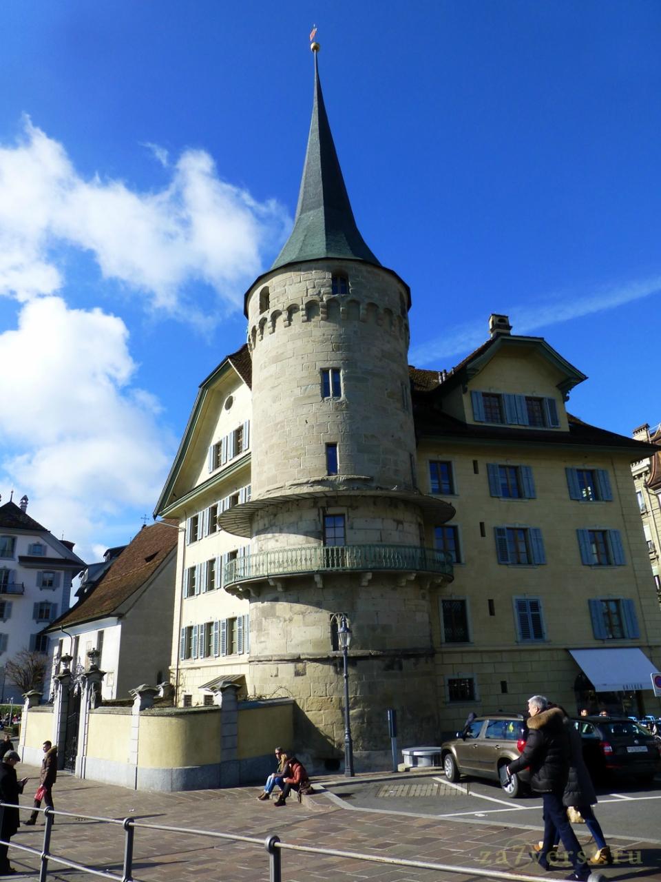 Люцерн, Швейцария