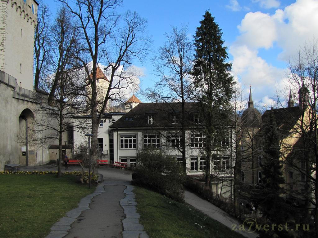 Старая ратуша, Люцерн, Швейцария