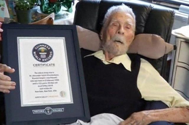 Самый старый мужчина в мире умер в Нью Йорке 8 июня 0 133512 1c6aeaf orig