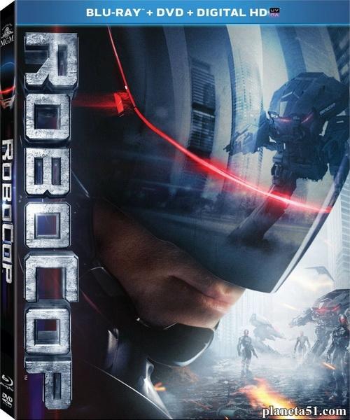 РобоКоп / RoboCop (2014/BDRip/HDRip)