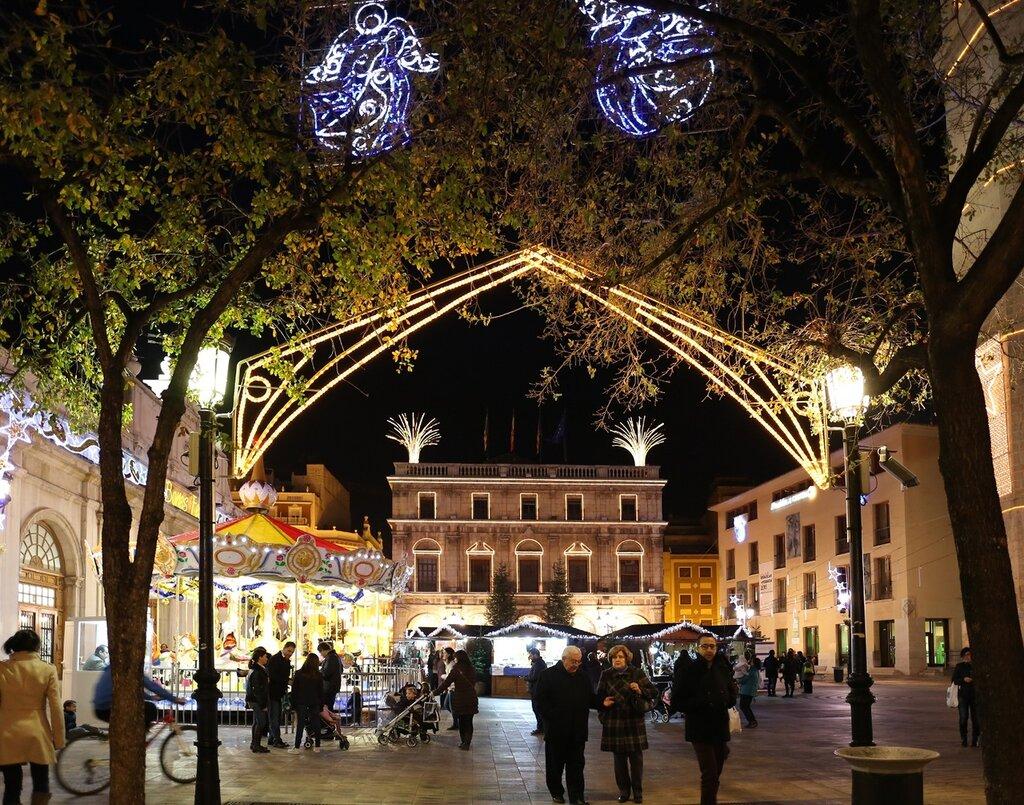 Castellon de la Plana, Castellon de La Plana. Plaza Mayor