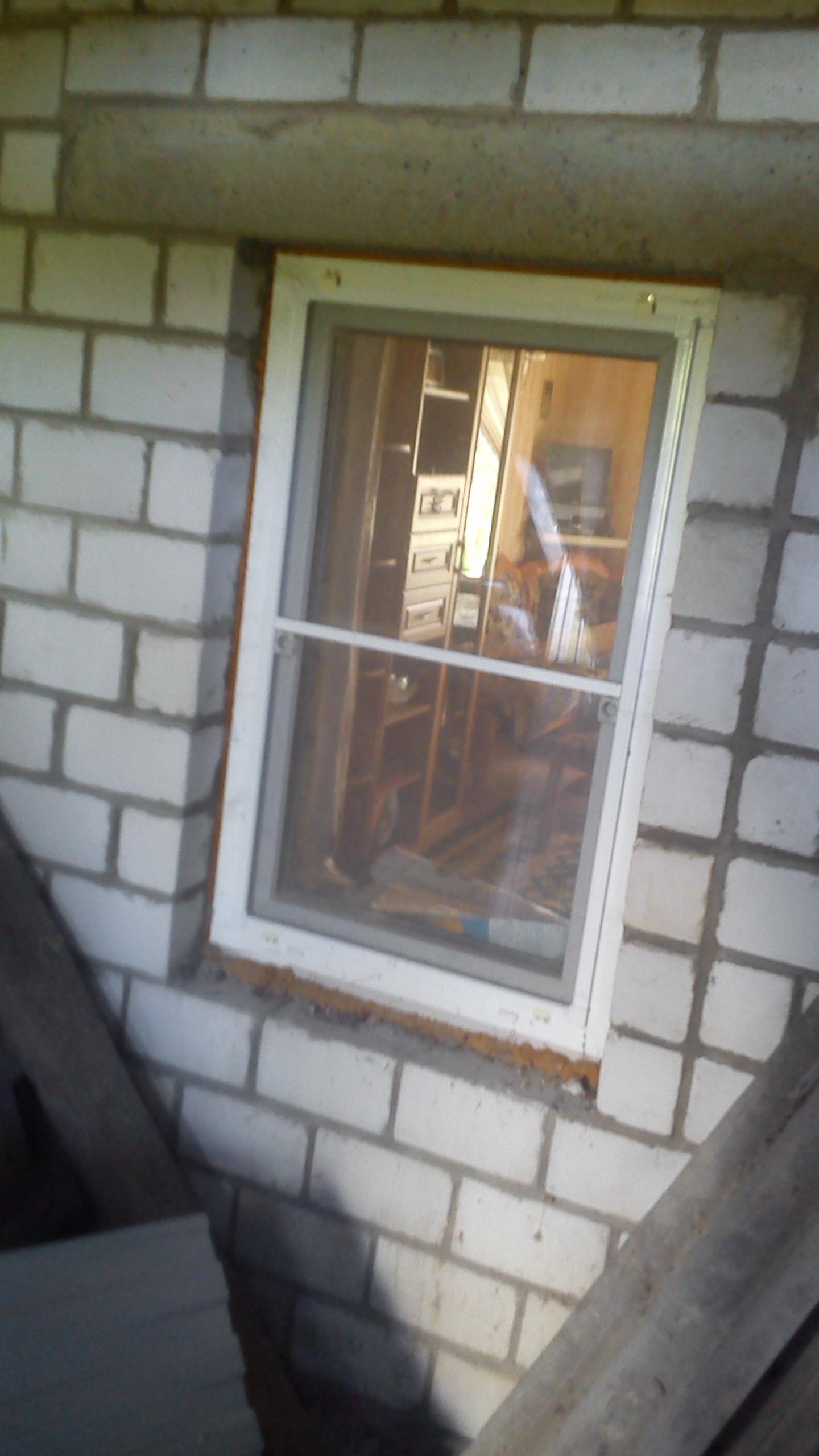 Как из окна сделать дверь