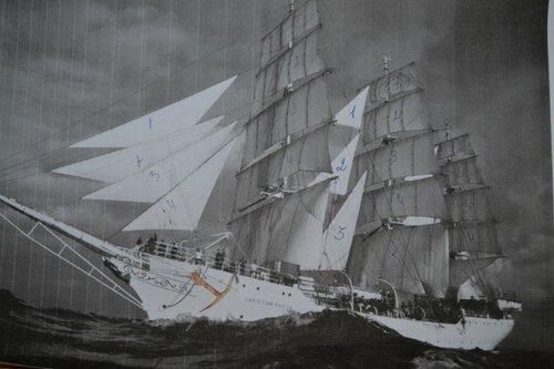 Путешествие под парусами