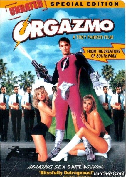 Капитан Оргазмо / Orgazmo (1997/DVDRip)