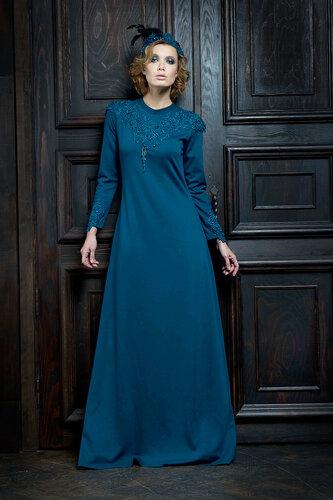 Палантин для вечернего платья