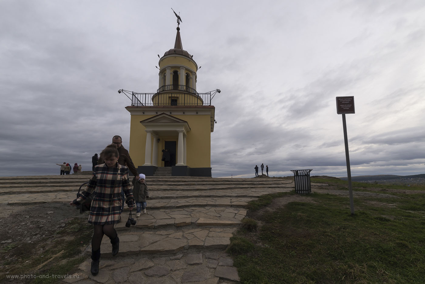 Фотография №27. Сторожевая башня на Лисьей горе в Нижнем Тагиле