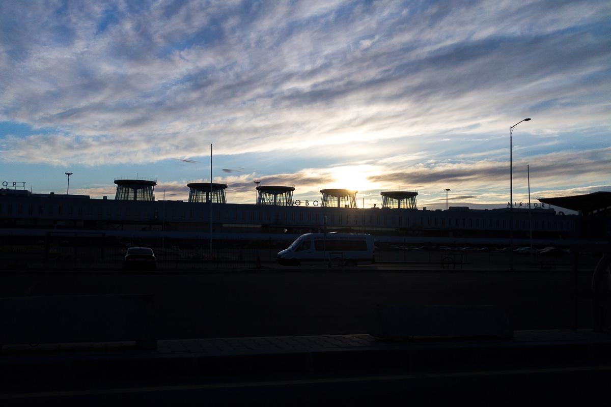Кольцевая автодорога (Санкт-Петербург) 1