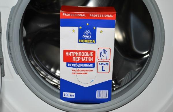 нитриловые перчатки чистящее средство для ванны