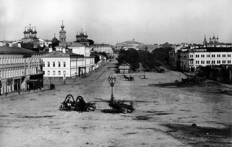 4038 Трубная площадь. Начало Петровского бульвара.jpg