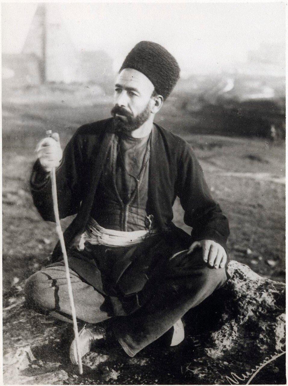 Кавказцы в Баку