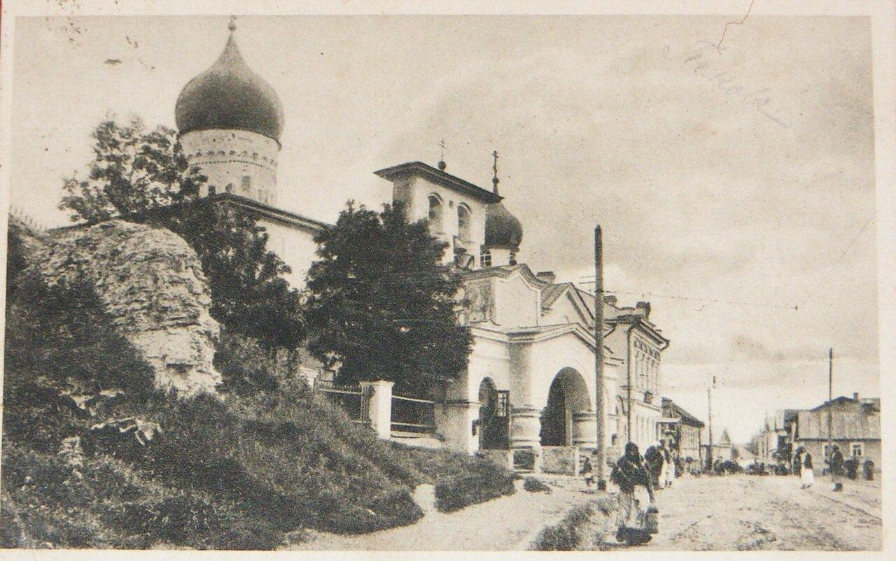 Варлампиевская церковь