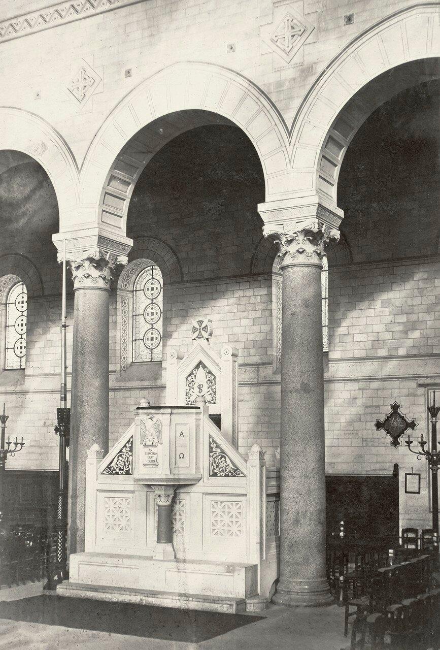 1860-е. Церковь Сен-Пьер-де-Монруж