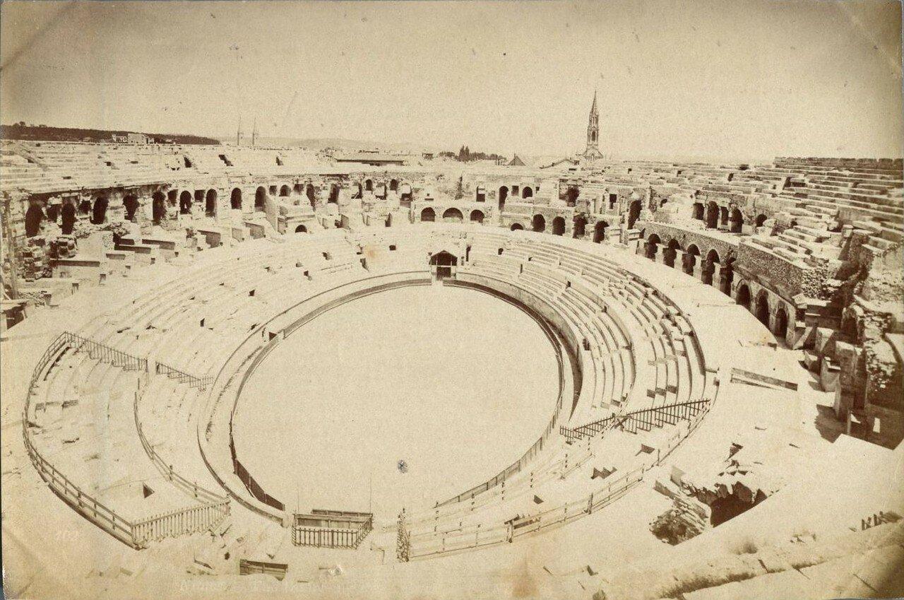 Арена. 1890-е