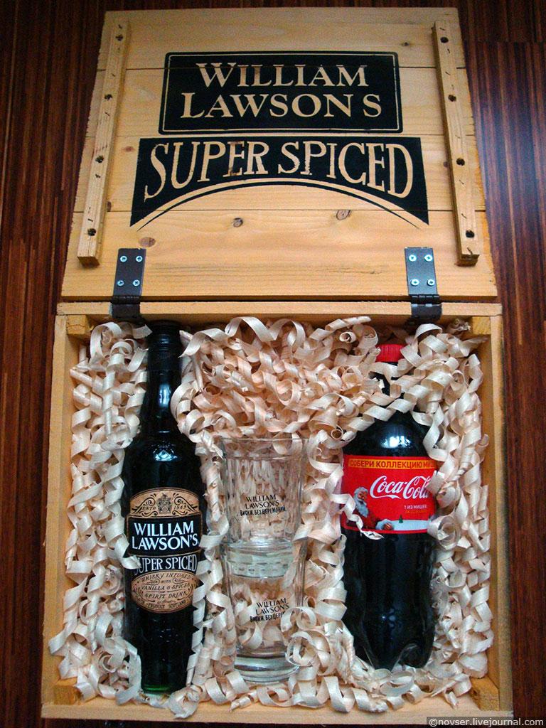 купить William Lawson's Super Spiced