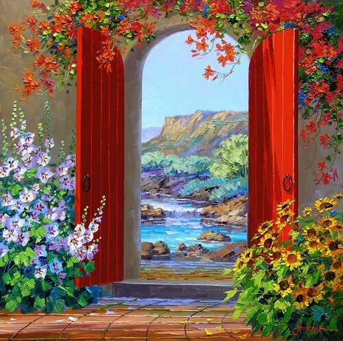 Современная живопись - Разное - Page 2 0_bdaaf_fae9157e_L