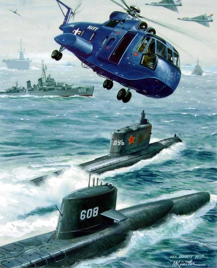 grey Война США и СССР глазами американских художников