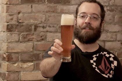 Канадский блогер постится пивом